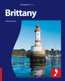 Brittany Footprint Full-colour Guide, Paperback
