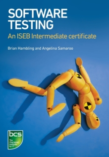 Software Testing : An ISEB Intermediate Certificate, Paperback Book