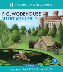 Service with a Smile, CD-Audio