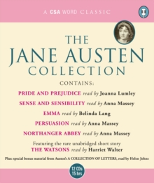The Jane Austen Collection, CD-Audio