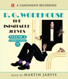 Inimitable Jeeves : Vol. 2, CD-Audio