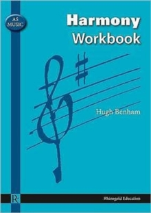 AS Music Harmony Workbook, Paperback