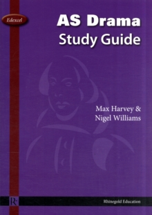 Edexcel AS Drama Study Guide, Paperback
