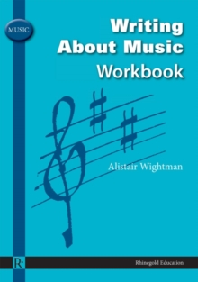 Writing About Music Workbook, Paperback Book