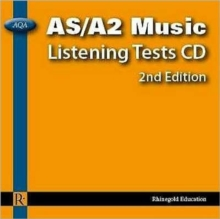 AQA AS/A2 Music Listening Tests, CD-Audio