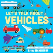 Let's Talk About Vehicles, Paperback