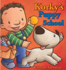 Korky's Puppy School, Paperback Book