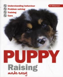 Puppy Raising Made Easy, Paperback