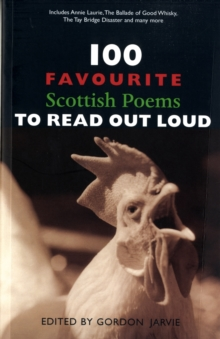 100 Favourite Scottish Poems to Read Out Loud, Paperback