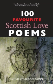 100 Favourite Scottish Love Poems, Paperback Book