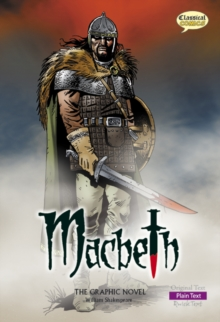 Macbeth the Graphic Novel : Plain Text, Paperback