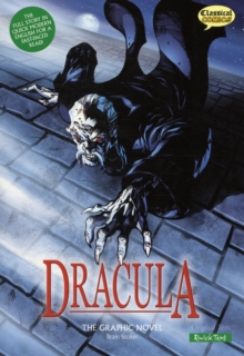 Dracula the Graphic Novel Quick Text, Paperback