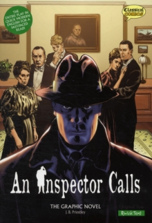 An Inspector Calls the Graphic Novel : Quick Text, Paperback
