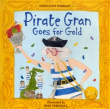 Pirate Gran Goes for Gold, Paperback