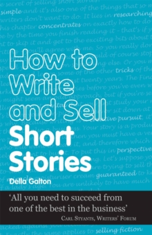 How to Write and Sell Short Stories, Paperback Book