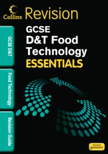 Collins GCSE Essentials : Food Technology: Revision Guide, Paperback