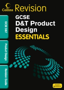 Product Design : Revision Guide Product Design: Revision Guide, Paperback Book