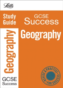 Geography : Study Guide, Paperback Book