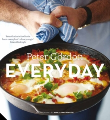 Peter Gordon: Every Day, Hardback Book