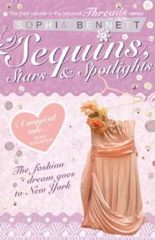 Threads - Sequins, Stars and Spotlights, Paperback