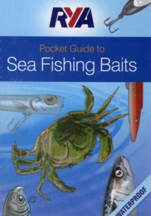 RYA Pocket Guide to Sea Fishing Baits, Spiral bound