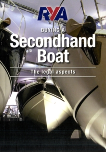 RYA Buying a Secondhand Boat, Paperback