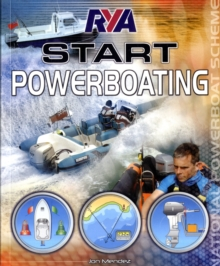 RYA Start Powerboating, Paperback Book