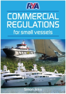 RYA Commercial Regulations for Small Vessels, Paperback