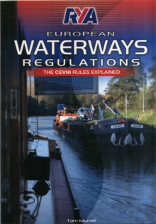 RYA European Waterways Regulations, Paperback