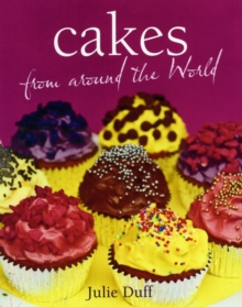 Cakes from Around the World, Paperback Book