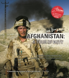Afghanistan: A Tour of Duty, Paperback