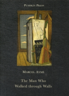 The Man Who Walked Through Walls, Paperback Book