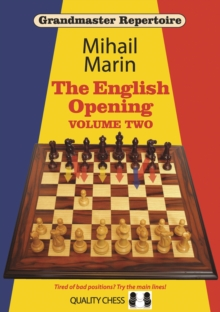 Grandmaster Repertoire: English Opening : Volume 2, Paperback