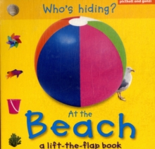 At the Beach, Hardback Book