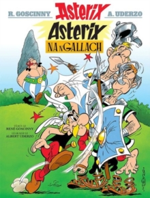 Asterix Na Ngallach (Irish), Paperback