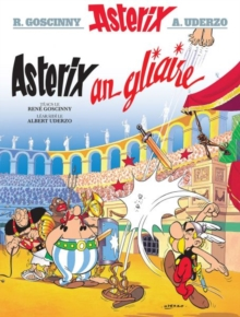 Asterix an Gliaire, Paperback