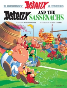 Asterix and the Sassenachs, Paperback