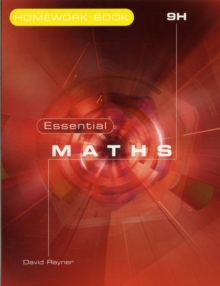 Essential Maths : Homework Bk. 9H, Paperback