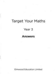 Target Your Maths Year 3 Answer Book : Year 3, Paperback