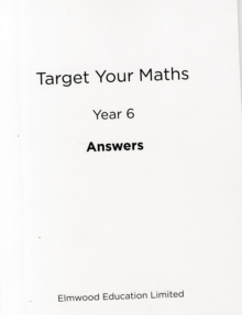 Target Your Maths Year 6 Answer Book : Year 6, Paperback