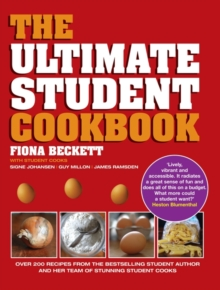The Ultimate Student Cookbook, Paperback