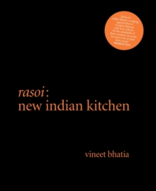 Rasoi New Indian Kitchen, Hardback Book