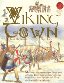 A Viking Town, Paperback Book