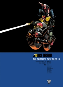 Judge Dredd : The Complete Case Files v. 14, Paperback