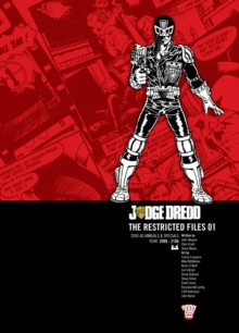Judge Dredd : The Restricted Files v. 1, Paperback