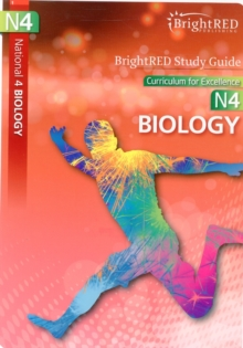 BrightRED Study Guide National 4 Biology : N4, Paperback