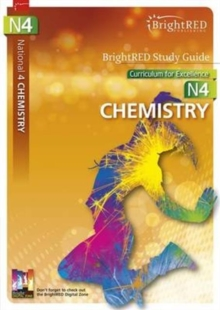 BrightRED Study Guide National 4 Chemistry : N4, Paperback
