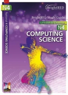 BrightRED Study Guide National 4 Computing Science, Paperback