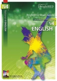 BrightRED Study Guide National 4 English : N4, Paperback