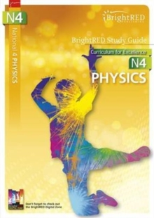 BrightRED Study Guide National 4 Physics, Paperback